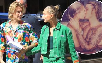 Justin Bieber and Hailey Baldwin Visit Marriage License Office!