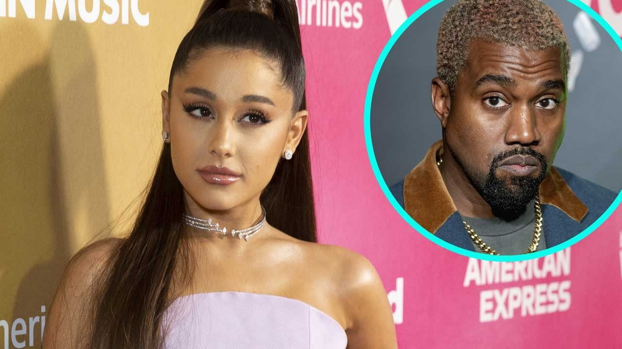 41-Year-Old Kanye West SLAMS Ariana Grande, 25, on Twitter!