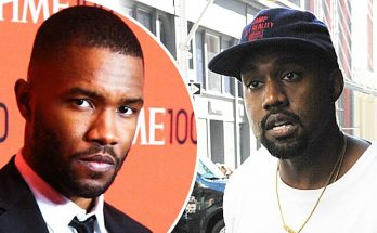 Kanye West Vows to Boycott Grammys if Frank Ocean Isn't Nominated