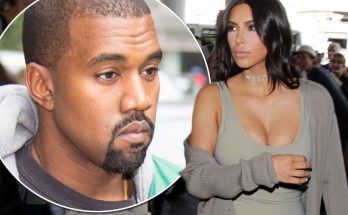 ANOTHER ONE: Kim Kardashian Says That Kanye West West Has Been Battling PARANOIA For Months!