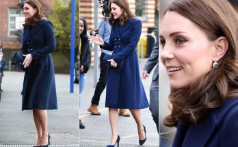 Miserable Kate Middleton to Spend Her Birthday ALL ALONE!