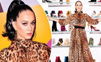 """Katy Perry Launching """"VIBRANT, EXPRESSIVE"""" Shoe Line"""