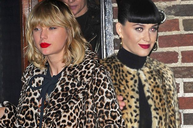 Katy Perry Is Ready To Let Go Her Feud With Taylor Swift