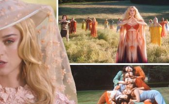Katy Perry Teases 'Never Really Over' Music Video