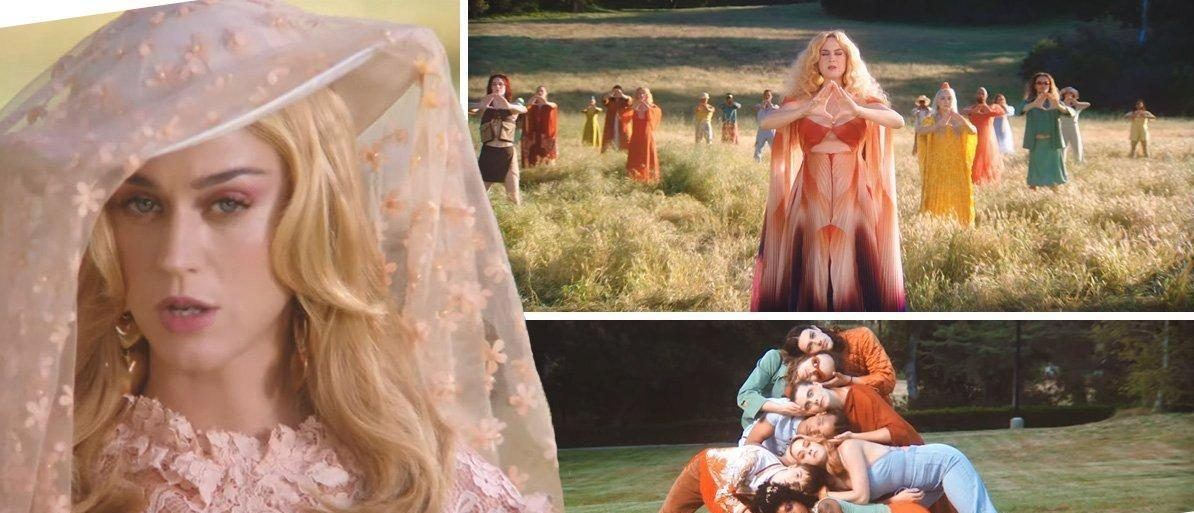 Katy Perry Teases'Never Really Over' Music Video