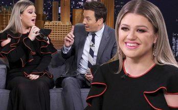 Kelly Clarkson To Host New Talk-Show, Makes Announcement!