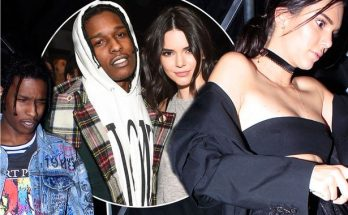 Kendall Jenner Says She's Open to Hooking Up with A$AP Rocky