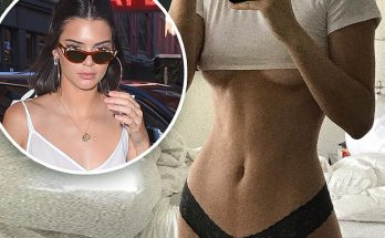 Kendall Jenner Shows Off HOURGLASS Figure in New Photo