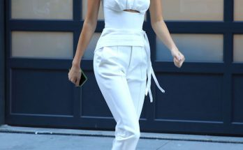 Breaking All The Rules! Kendall Jenner is a Woman in White After Labor Day!