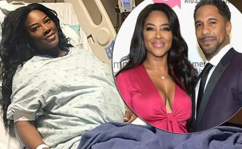 REAL HOUSEWIVES Of Atlanta Star Kenya Moore Gives Birth to Baby Named Brooklyn!