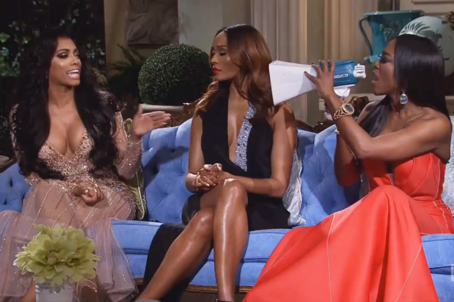Kenya Moore Not Invited to'Real Housewives of ATLANTA' Filming
