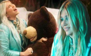 Kesha 'Learn to Let Go' Music Video