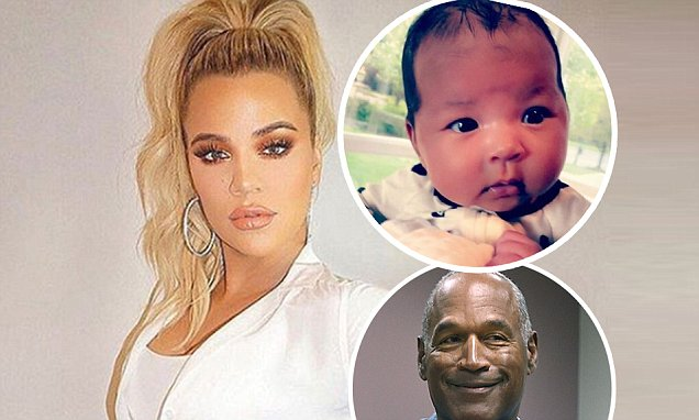 Khloe Kardashian Comments on OJ Simpson Being Her DAD!