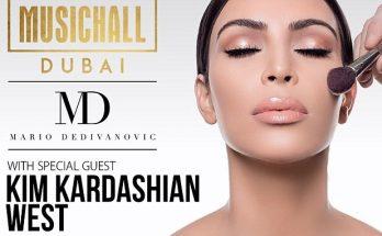 Kim Kardashian's First Paid Gig in Dubai After Paris Robbery!