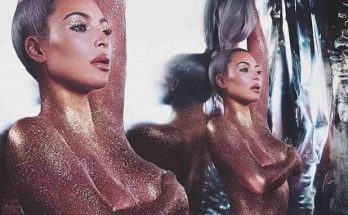 KIM KARDASHIAN Goes Nude to Promote New KKW Beauty Products!