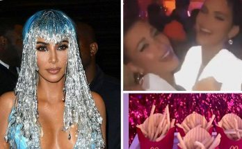 Look Inside Kim Kardashian's EXCLUSIVE MET GALA AfterParty
