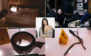 Photos From Kim Kardashian's Paris Robbery REVEALED