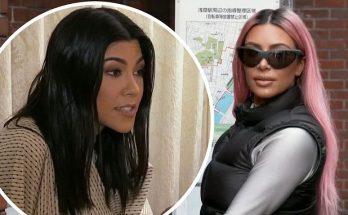 Kourtney Kardashian Says Kanye West's YEEZY Line Sucks!