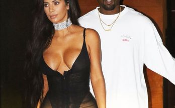 Getting Out of HAND!: Kim Kardashian West Flashes Body Again as Kanye BEGS Her to Cover Up!