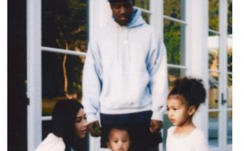 PLAGUE: Kim Kardashian Returns to Social Media With Blurry Family Photo