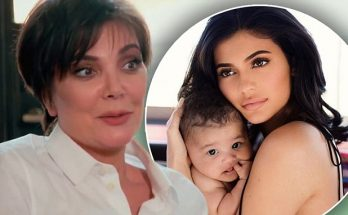 KRIS JENNER THE MIDWIFE! Kris Delivered Kylie's Baby Stormi!