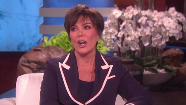 Kris Jenner Says She Can No Longer Control KANYE WEST!