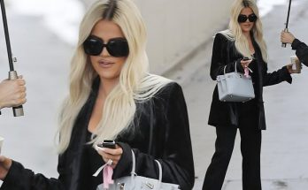 Kris Jenner and Khloe Kardashian FIlm 'Keeping Up With the Kardashians' in Los Angeles