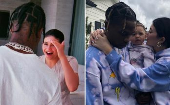Kylie Jenner Asks Travis Scott For ANOTHER NEW BABY On His 28th Birthday!