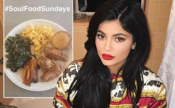 SoulFood Diva: Kylie Jenner Makes Yams and BBQ Chicken For Tyga in New Video