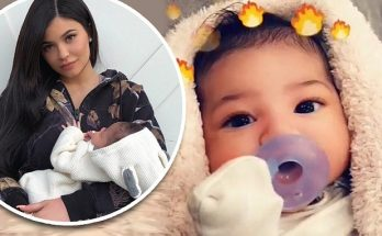 Kylie Jenner Shares a VIDEO Of Baby Stormi