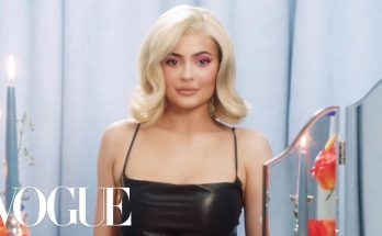 Kylie Jenner Talks About Beauty and Makeup With VOGUE Magazine!