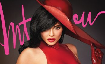 Kylie Jenner Covers 'Interview' Germany, Reveals if She Wants More Kids!