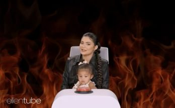Kylie Jenner Gives Out $100,000 and Puts Daughter Stormi in a HOT SEAT!