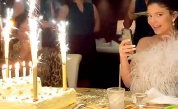 Kylie Jenner Celebrates Her 22nd Birthday in ITALY!