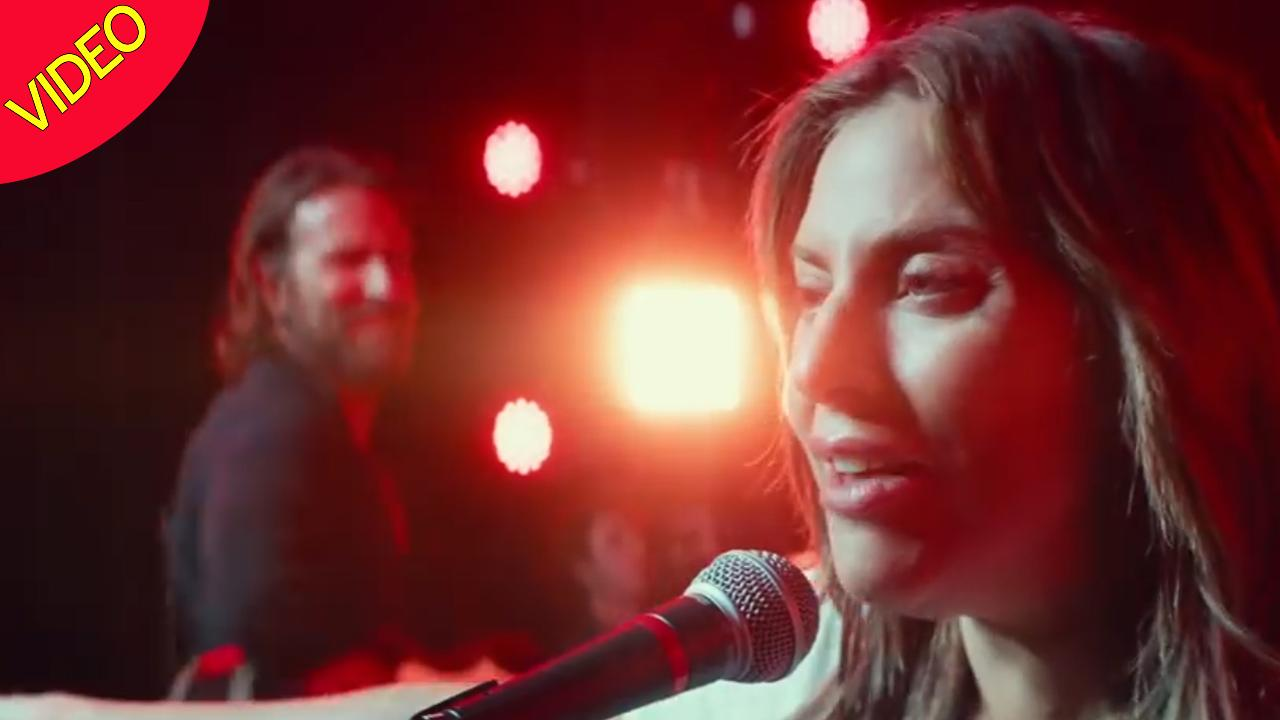 Bradley Cooper Joins Lady Gaga For SHALLOW Performance!