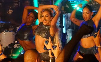 Lady Gaga's FINAL Dive Bar Performance in Los Angeles, Dedicates Song to Trayvon Martin