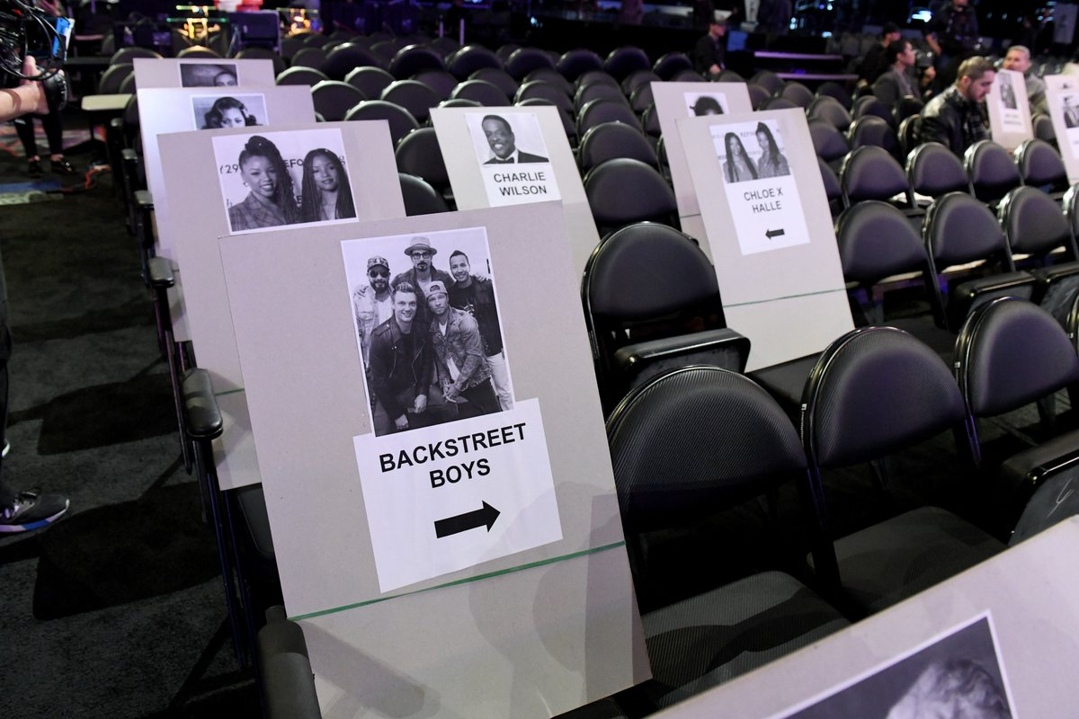 Lady Gaga Will NOT Sit Next to Bradley Cooper at the 2019 Grammys - See the ENTIRE Seating Chart Here