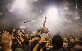Lady Gaga PERFECT ILLUSION Video Premiere