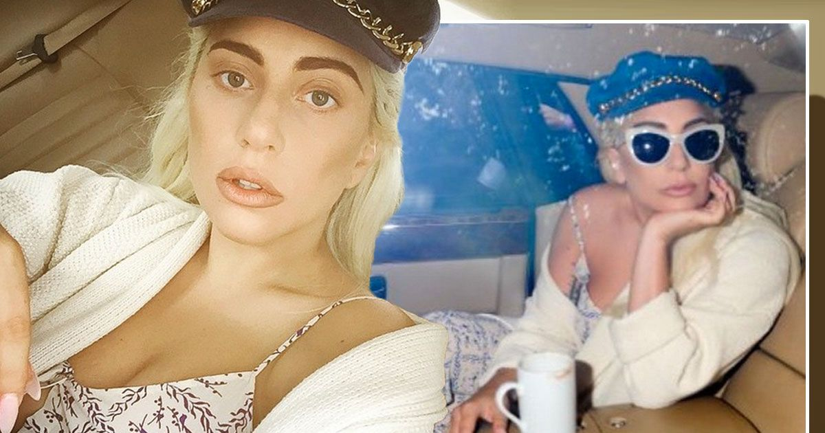 Lady Gaga Says She's Pregnant With New Album!