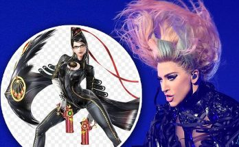 Lady Gaga is ADDICTED to Video Game 'Bayonetta'