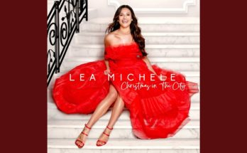 CRAZY GIRL: Lea Michele Reveals Plans For Christmas Album, CHRISTMAS IN THE CITY!