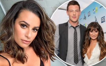 Lea Michele Posts an Emotional Tribute to Corey Monteith SIX YEARS After Death!
