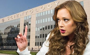 Leah Remini Still Threatened by the Church of SCIENTOLOGY!