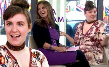 Lena Dunham's Crassness Makes Maria Shriver SHAKE IN FEAR!