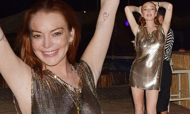 Lindsay Lohan Discussing New MTV Reality Show
