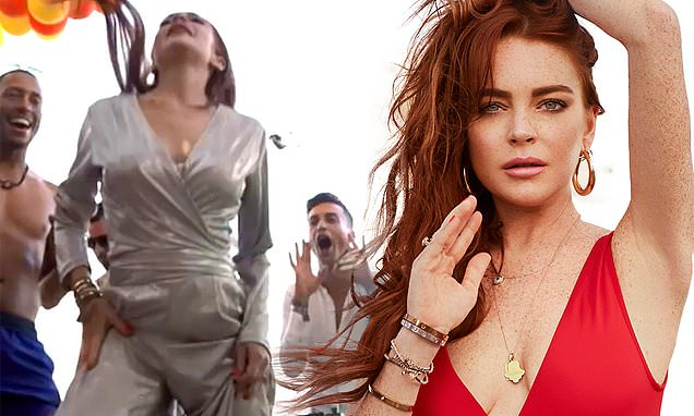 First Trailer for'Lohan's Beach Club' Starring Lindsay Lohan on MTV!