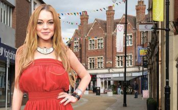 FORGIVE ME BRITAIN: Lindsay Lohan Apologizes to Small English Town for Not Showing Up to Christmas Tree Lighting!