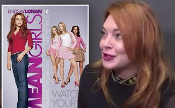 Lindsay Lohan Wants to do a MEAN GIRLS Sequel So Bad She's Written Her Own SCRIPT!