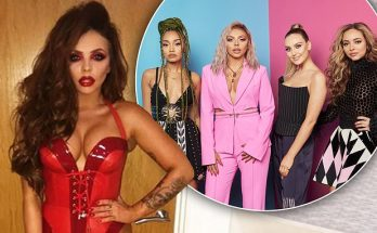 Little Mix Go NUDE For 'Strip' Video