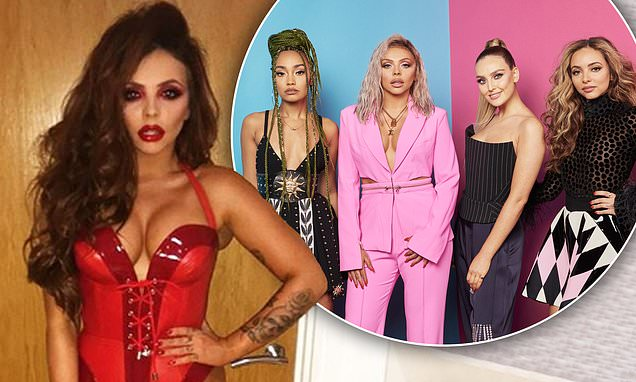 Little Mix Go NUDE For'Strip' Video